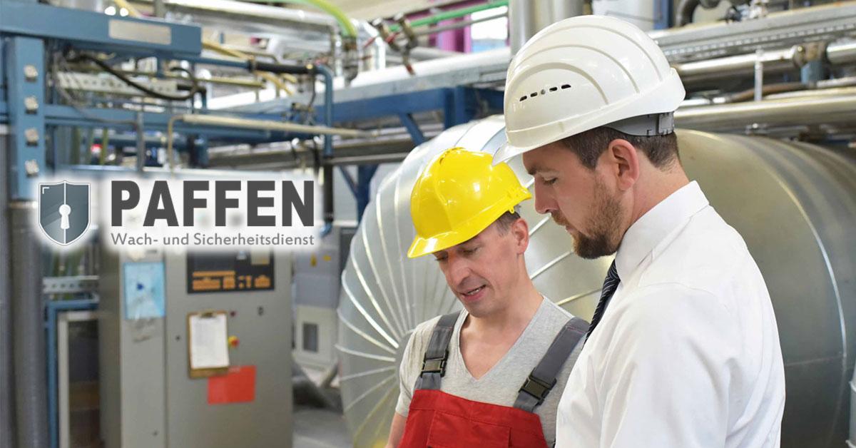 Paffen Wachdienst & Sicherheitsdienst Köln/Bonn