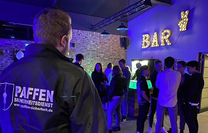 Veranstaltungsschutz in Bonn und Köln