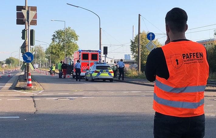 Werkschutz in Bonn und Köln